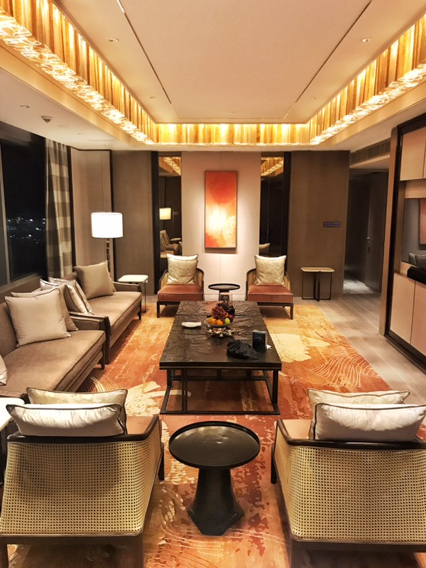 Review of Presidential Suite at the Shangri-La Colombo